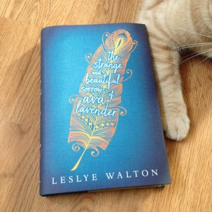 {The Strange and Beautiful Sorrows of Ava Lavender by Leslye Walton}