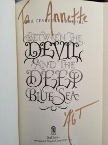 signature devil