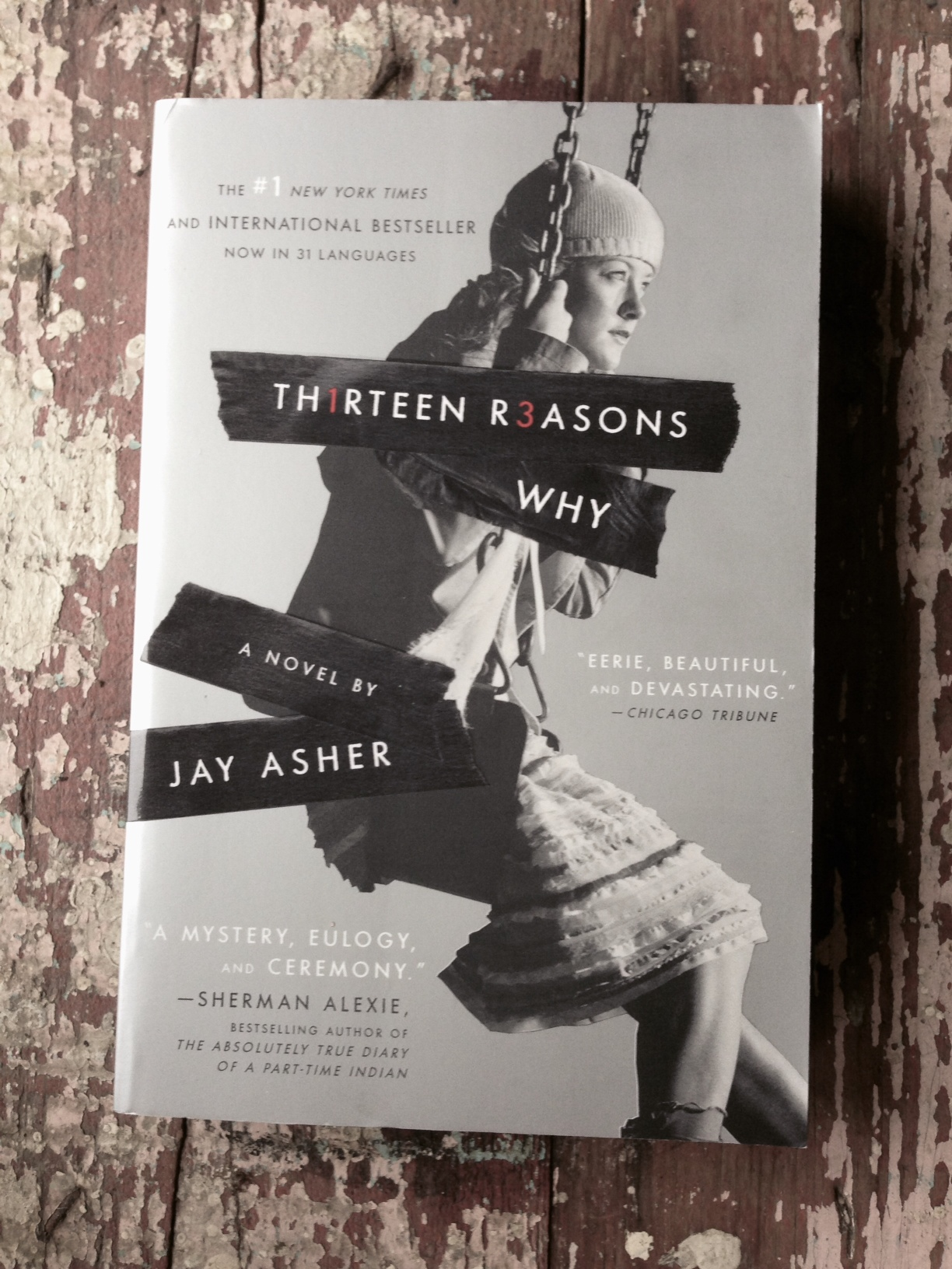 Thirteen Reasons Why {Book Review} | booknerderie